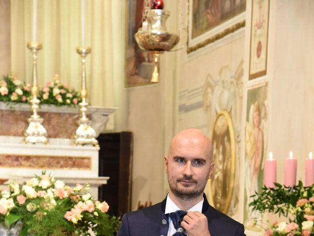 Il matrimonio di Riccardo e Anna a Magherno, Pavia 9