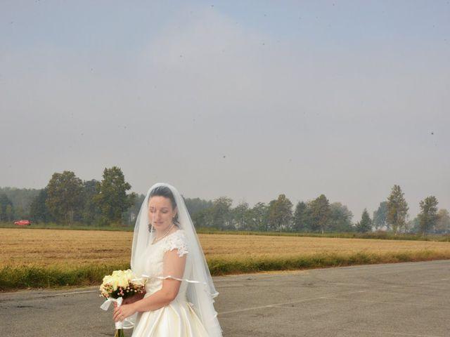Il matrimonio di Riccardo e Anna a Magherno, Pavia 17