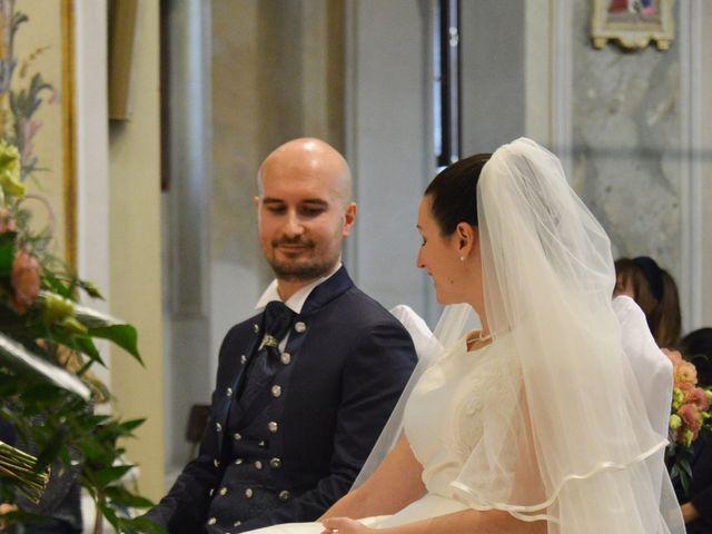 Il matrimonio di Riccardo e Anna a Magherno, Pavia 20