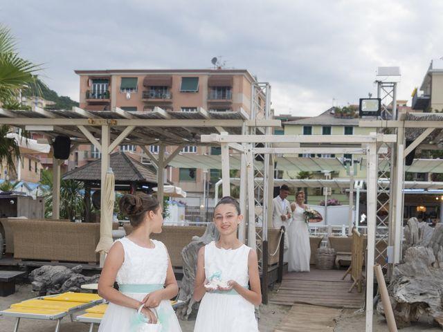 Il matrimonio di Manuela e Mark a Albissola Marina, Savona 18