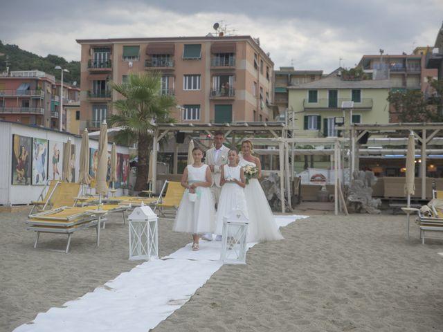 Il matrimonio di Manuela e Mark a Albissola Marina, Savona 19