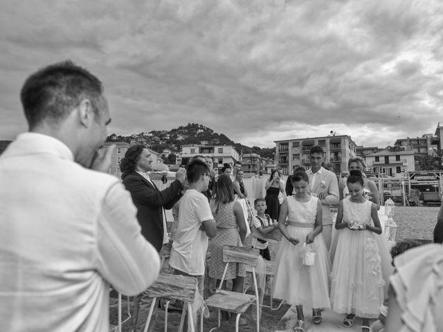 Il matrimonio di Manuela e Mark a Albissola Marina, Savona 20