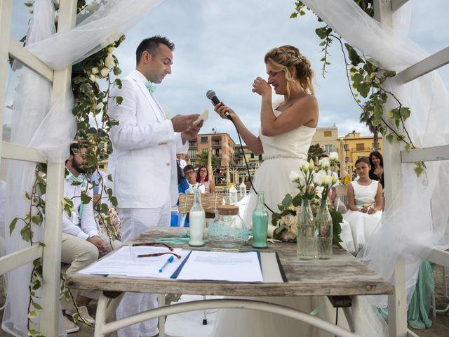 Il matrimonio di Manuela e Mark a Albissola Marina, Savona 23
