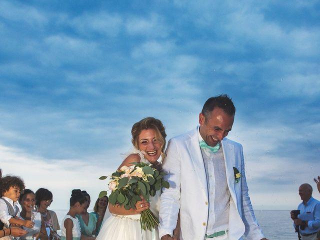 Il matrimonio di Manuela e Mark a Albissola Marina, Savona 25