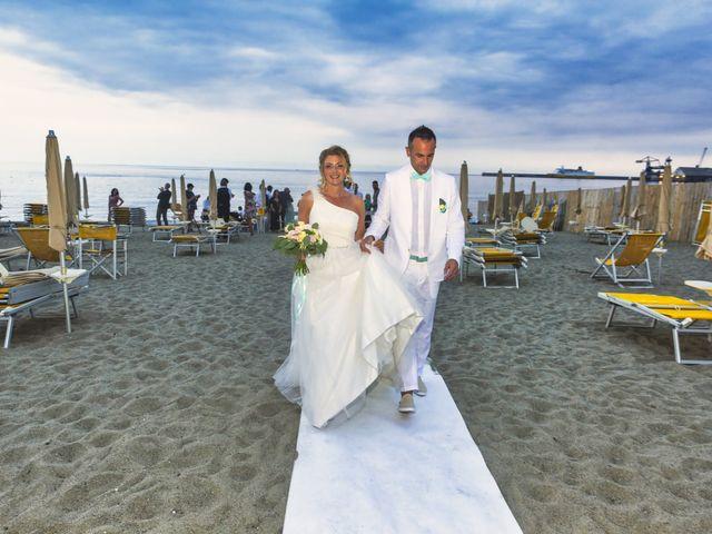 Il matrimonio di Manuela e Mark a Albissola Marina, Savona 26