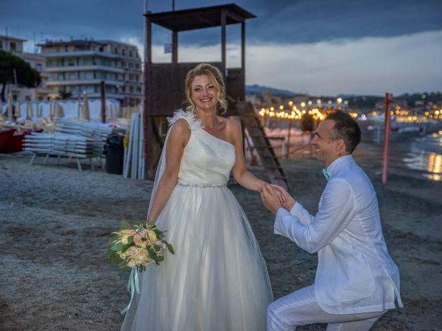 Il matrimonio di Manuela e Mark a Albissola Marina, Savona 28