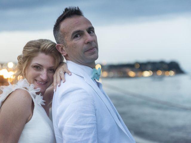 Il matrimonio di Manuela e Mark a Albissola Marina, Savona 1