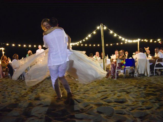 Il matrimonio di Manuela e Mark a Albissola Marina, Savona 33