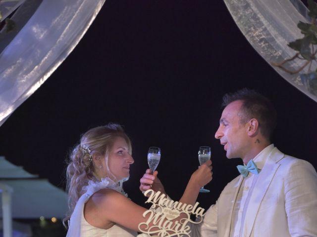 Il matrimonio di Manuela e Mark a Albissola Marina, Savona 36