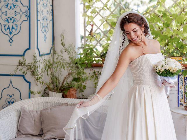 Il matrimonio di Chiara e Benedetto a Massa Lubrense, Napoli 28