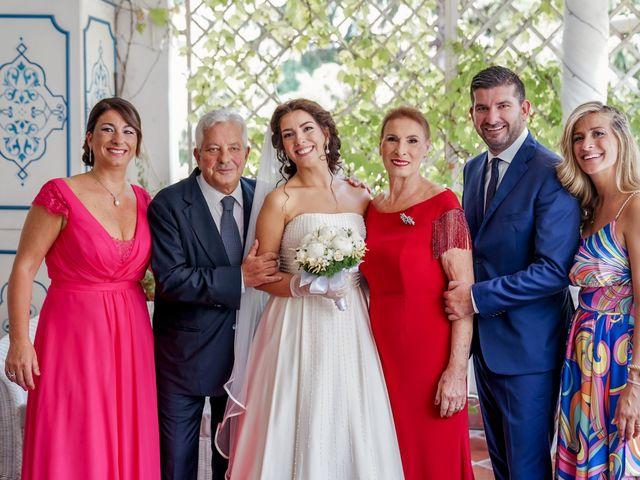 Il matrimonio di Chiara e Benedetto a Massa Lubrense, Napoli 29