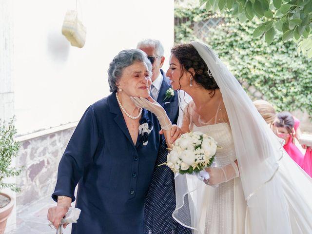 Il matrimonio di Chiara e Benedetto a Massa Lubrense, Napoli 30