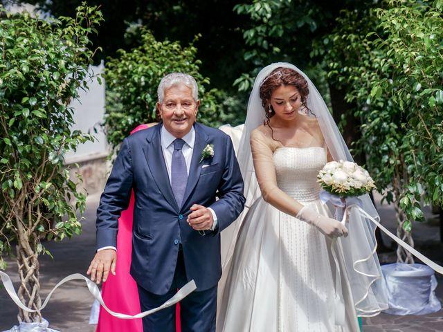 Il matrimonio di Chiara e Benedetto a Massa Lubrense, Napoli 31
