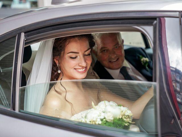 Il matrimonio di Chiara e Benedetto a Massa Lubrense, Napoli 32