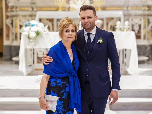Il matrimonio di Chiara e Benedetto a Massa Lubrense, Napoli 33