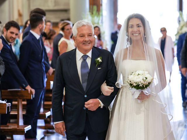 Il matrimonio di Chiara e Benedetto a Massa Lubrense, Napoli 34