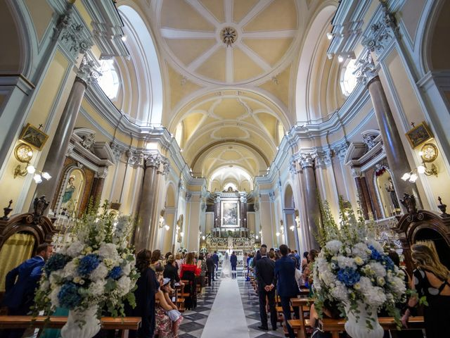 Il matrimonio di Chiara e Benedetto a Massa Lubrense, Napoli 37