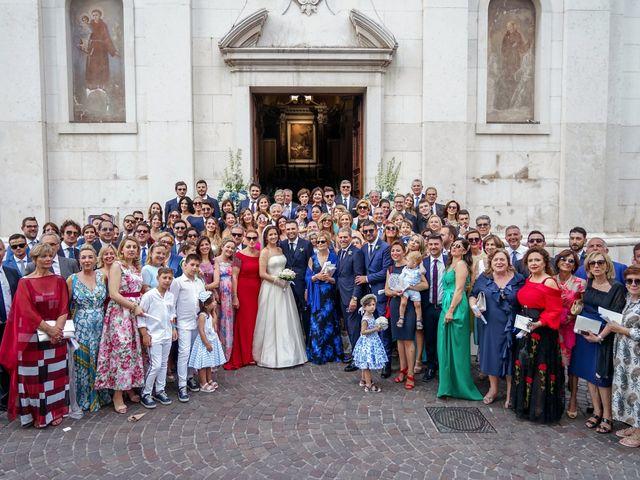 Il matrimonio di Chiara e Benedetto a Massa Lubrense, Napoli 41
