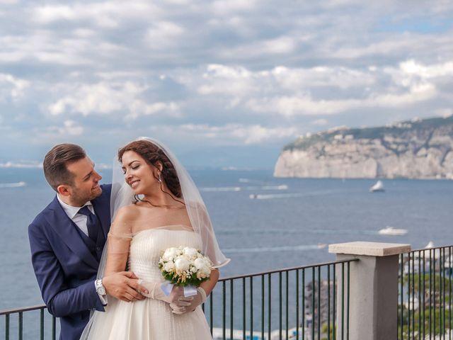 Il matrimonio di Chiara e Benedetto a Massa Lubrense, Napoli 42
