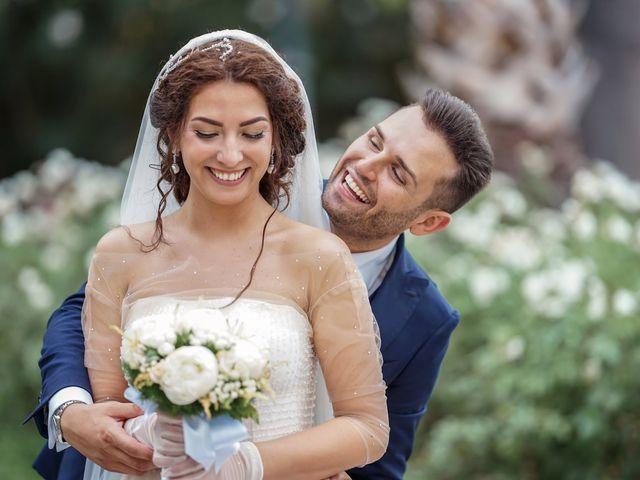 Il matrimonio di Chiara e Benedetto a Massa Lubrense, Napoli 43