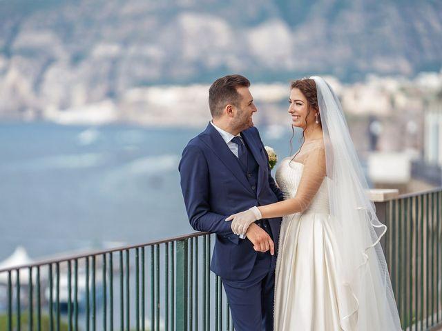 Il matrimonio di Chiara e Benedetto a Massa Lubrense, Napoli 44