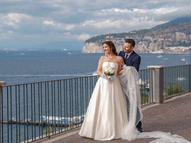 Il matrimonio di Chiara e Benedetto a Massa Lubrense, Napoli 46