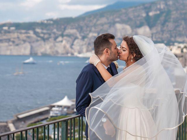 Il matrimonio di Chiara e Benedetto a Massa Lubrense, Napoli 47