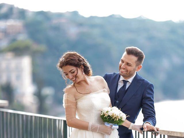 Il matrimonio di Chiara e Benedetto a Massa Lubrense, Napoli 48