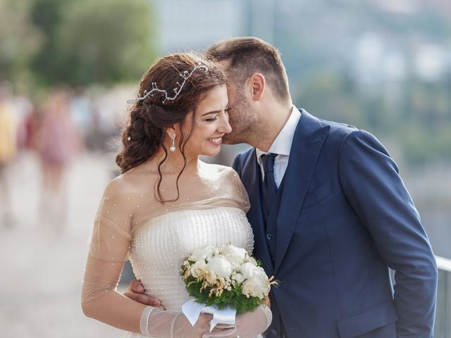 Le nozze di Benedetto e Chiara