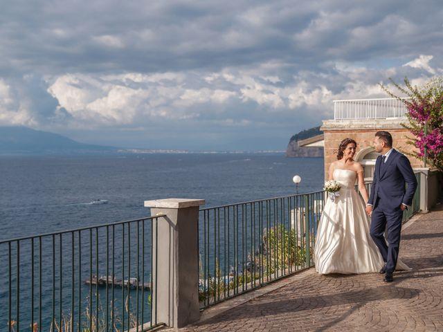 Il matrimonio di Chiara e Benedetto a Massa Lubrense, Napoli 49