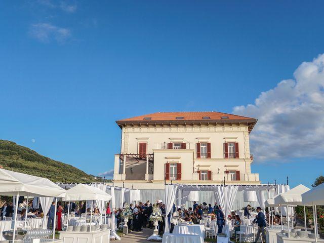 Il matrimonio di Chiara e Benedetto a Massa Lubrense, Napoli 51
