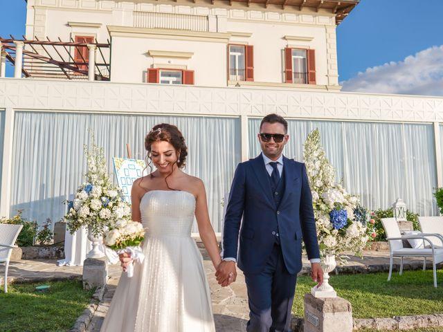 Il matrimonio di Chiara e Benedetto a Massa Lubrense, Napoli 56