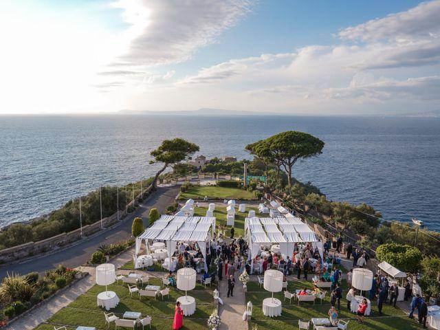 Il matrimonio di Chiara e Benedetto a Massa Lubrense, Napoli 57