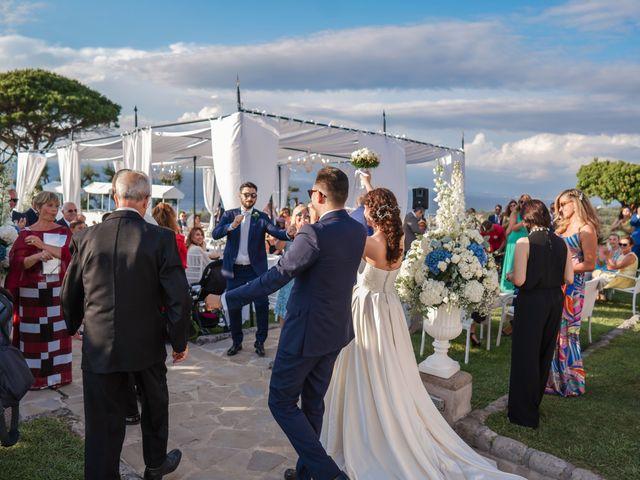 Il matrimonio di Chiara e Benedetto a Massa Lubrense, Napoli 59