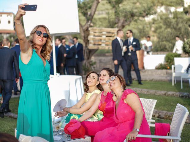 Il matrimonio di Chiara e Benedetto a Massa Lubrense, Napoli 60