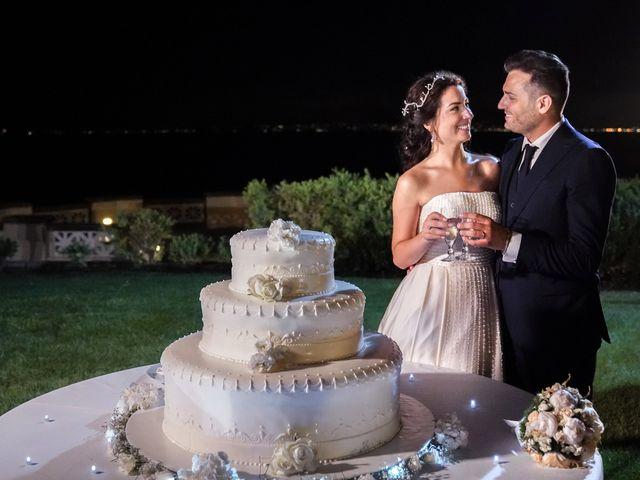Il matrimonio di Chiara e Benedetto a Massa Lubrense, Napoli 77