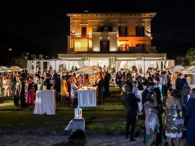 Il matrimonio di Chiara e Benedetto a Massa Lubrense, Napoli 80