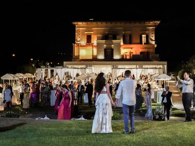 Il matrimonio di Chiara e Benedetto a Massa Lubrense, Napoli 81