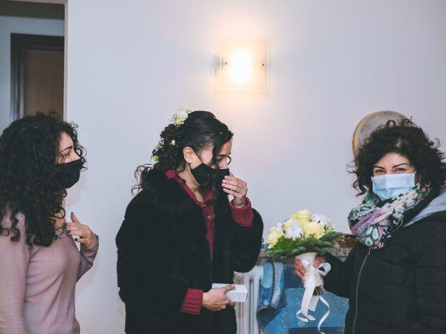 Il matrimonio di Sebastiàn e Sara a Scanzorosciate, Bergamo 14