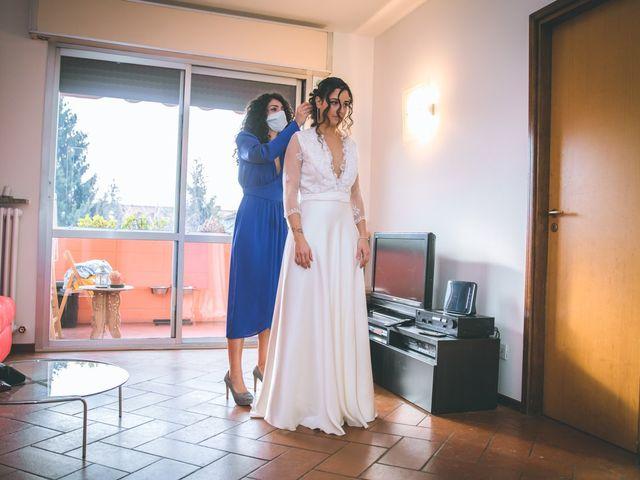 Il matrimonio di Sebastiàn e Sara a Scanzorosciate, Bergamo 48