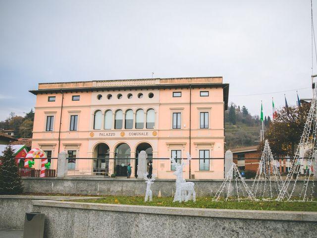 Il matrimonio di Sebastiàn e Sara a Scanzorosciate, Bergamo 49