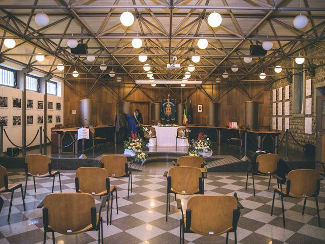 Il matrimonio di Sebastiàn e Sara a Scanzorosciate, Bergamo 50
