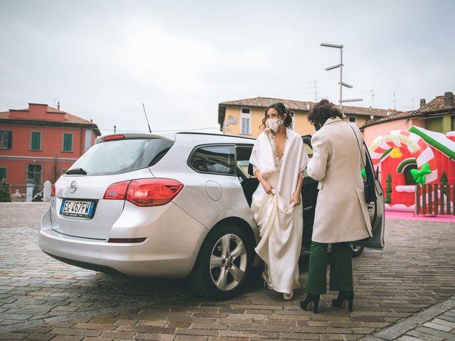 Il matrimonio di Sebastiàn e Sara a Scanzorosciate, Bergamo 56
