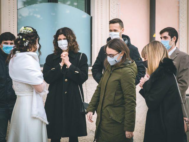 Il matrimonio di Sebastiàn e Sara a Scanzorosciate, Bergamo 58