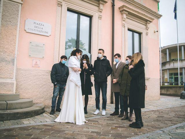 Il matrimonio di Sebastiàn e Sara a Scanzorosciate, Bergamo 59