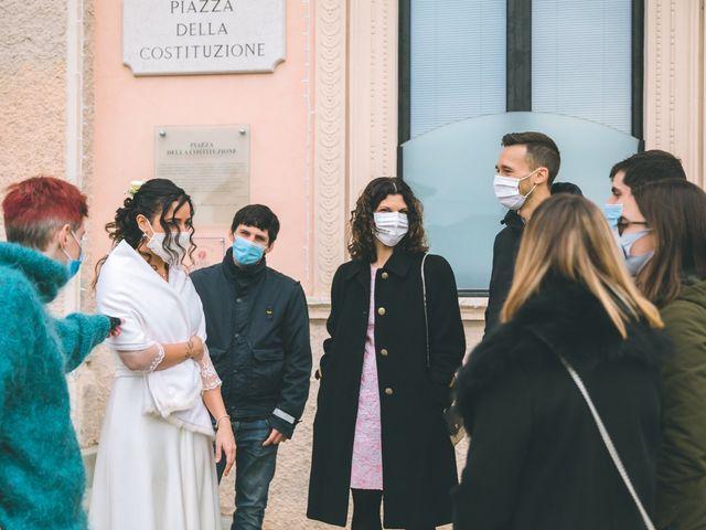 Il matrimonio di Sebastiàn e Sara a Scanzorosciate, Bergamo 60