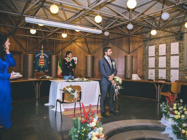 Il matrimonio di Sebastiàn e Sara a Scanzorosciate, Bergamo 67