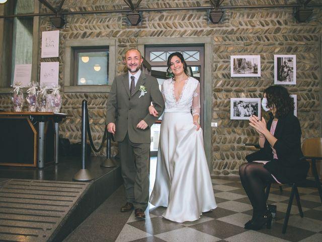 Il matrimonio di Sebastiàn e Sara a Scanzorosciate, Bergamo 70
