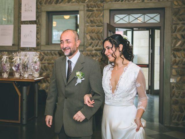 Il matrimonio di Sebastiàn e Sara a Scanzorosciate, Bergamo 71
