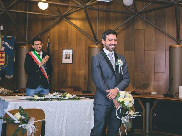 Il matrimonio di Sebastiàn e Sara a Scanzorosciate, Bergamo 72